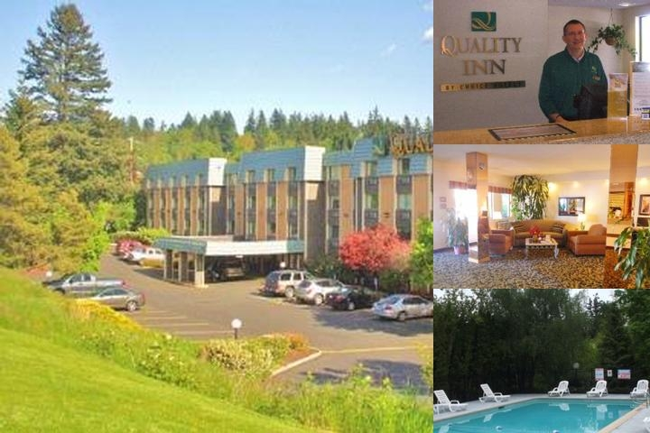 Quality Inn Tigard Portland Southwest photo collage