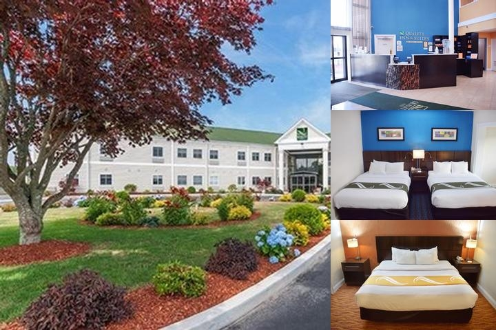 Quality Inn & Suites Middletown Newport photo collage