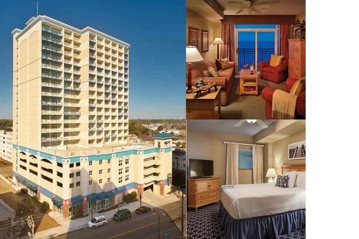 Ascend Resort Collection Carolina Grande Myrtle Beach Sc 2505 North Ocean 29577