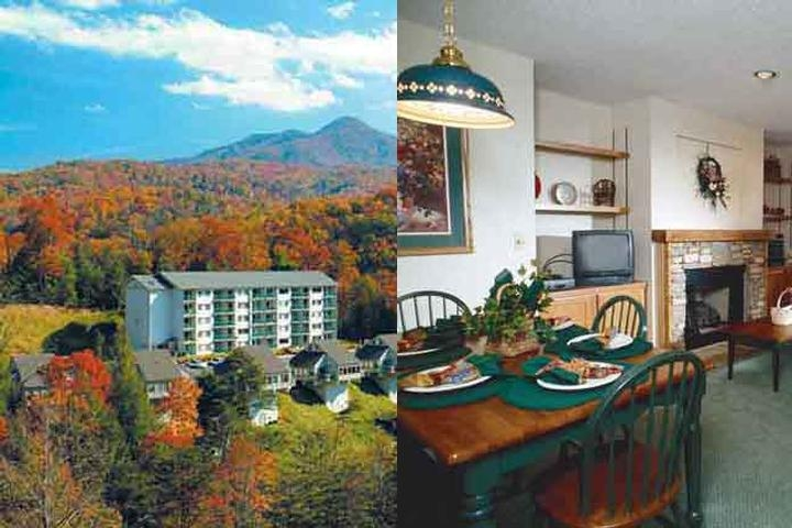 Ascend Resort Collection Mountain Loft photo collage