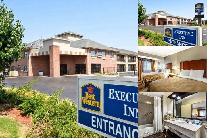 Quality Inn Airport I-240 photo collage