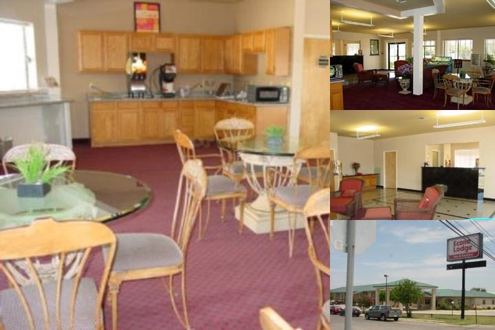 Econo Lodge Inn & Suites Fiesta Park photo collage