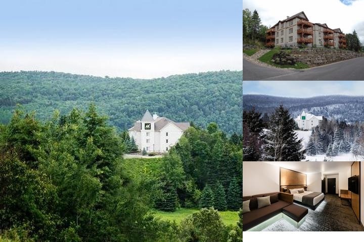 Comfort Inn & Suites Mont Tremblant photo collage