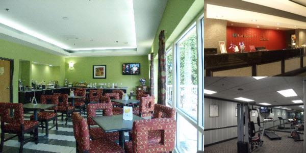 Comfort Suites Inn at Ridgewood Farm photo collage