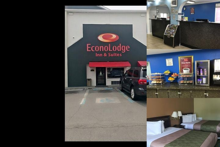 Econo Lodge Inn & Suites I 64 & Us 13 photo collage