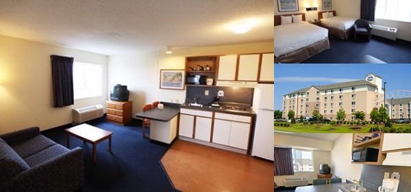 Suburban Extended Stay Wash Dulles photo collage