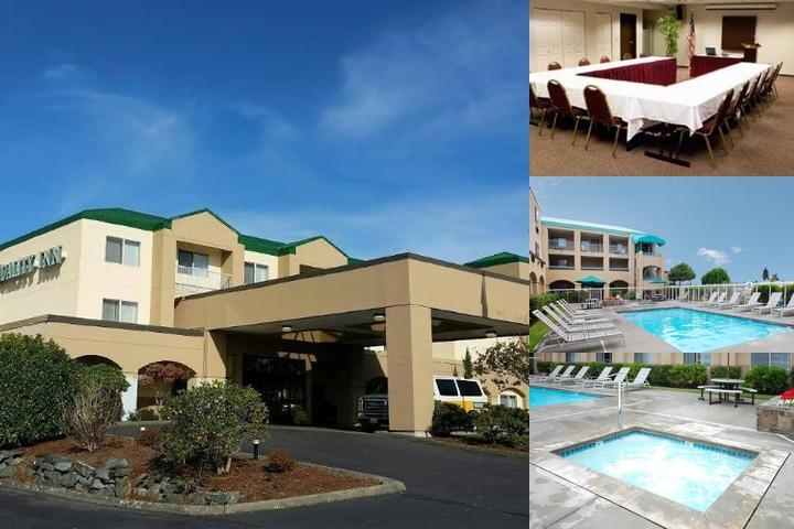 Quality Inn Grand Suites Bellingham photo collage