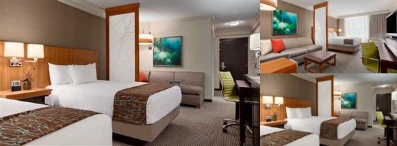 Hyatt Place San Jose Downtown photo collage