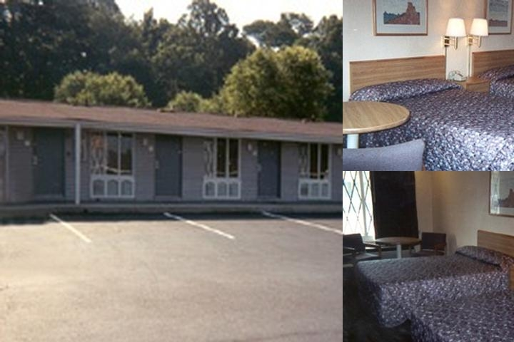 Knights Inn Augusta at Boy Scout Road photo collage