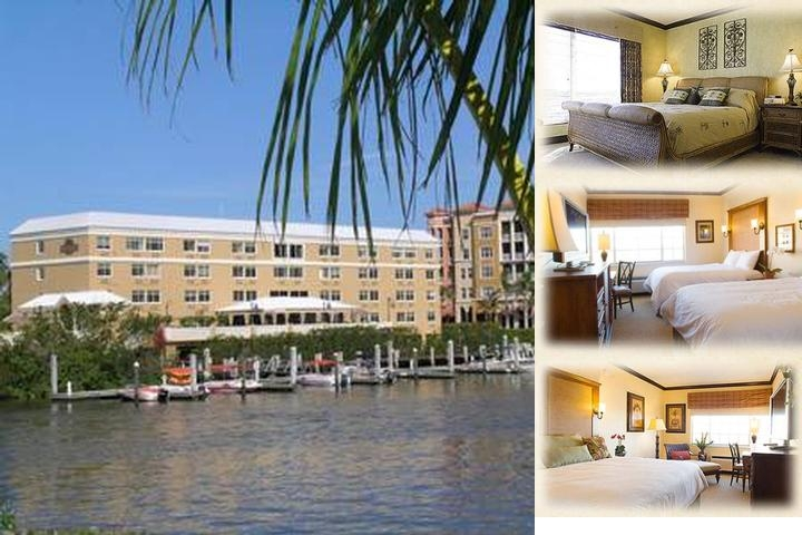 Bayfront Inn 5th Ave photo collage