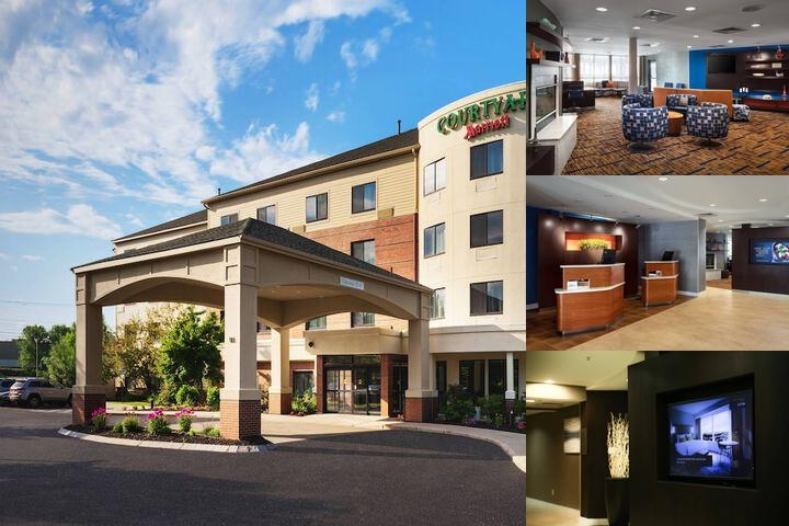 Courtyard by Marriott Portland Airport photo collage