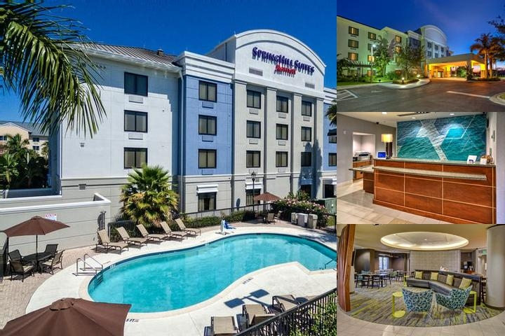 Springhill Suites by Marriott Naples photo collage