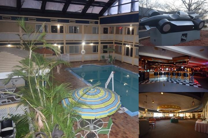 Waterfront Hotel photo collage