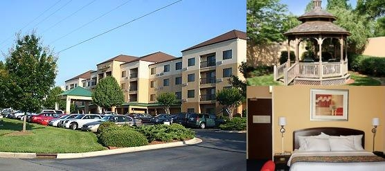 Courtyard by Marriott Burlington Nc photo collage