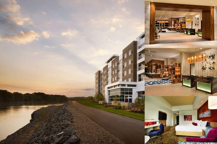 The Landing Hotel photo collage