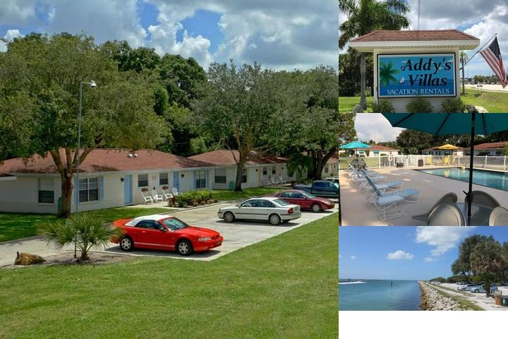 Addys Villas Vacation Rentals | Motel photo collage