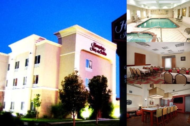 Roswell Hampton Inn & Suites photo collage