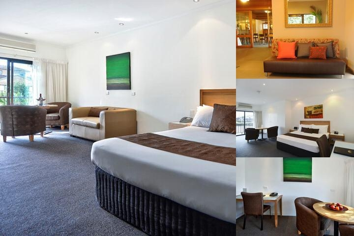 Best Western Geelong Motor Inn & Serviced Apartments photo collage