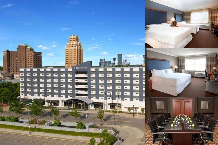 Sheraton Niagara Falls Hotel Niagara Falls Ny 300 3rd 14303
