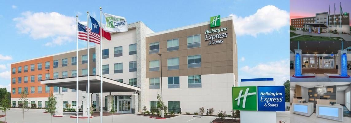 Holiday Inn Express & Suites Bryan photo collage