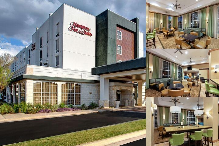 Hampton Inn & Suites by Hilton Austin Airport photo collage
