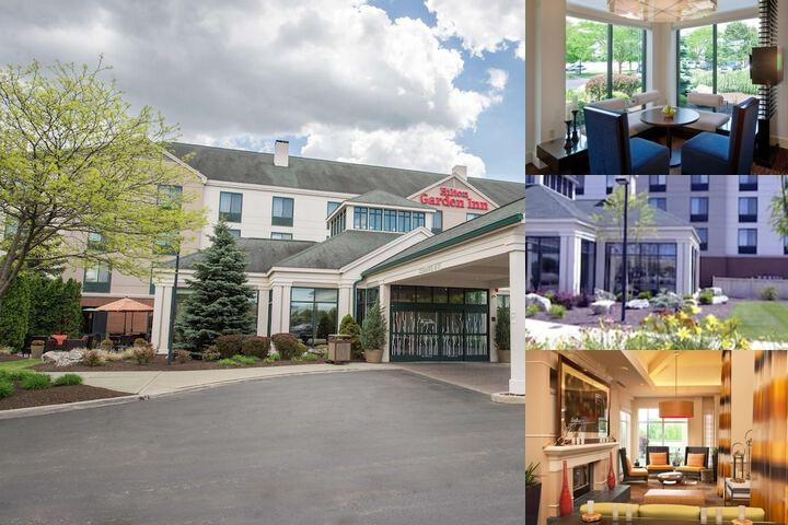 Hilton Garden Inn Poughkeepsie / Fishkill photo collage