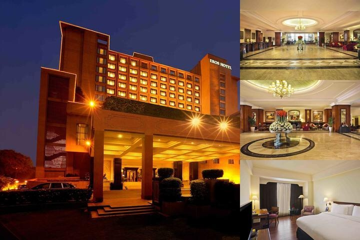 Eros Hotel New Delhi Nehru Place photo collage