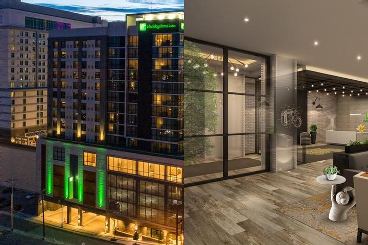Holiday Inn & Suites Nashville Dtwn Convention Center photo collage