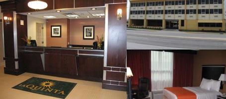 La Quinta Inn & Suites Downtown Indianapolis by Wyndham photo collage