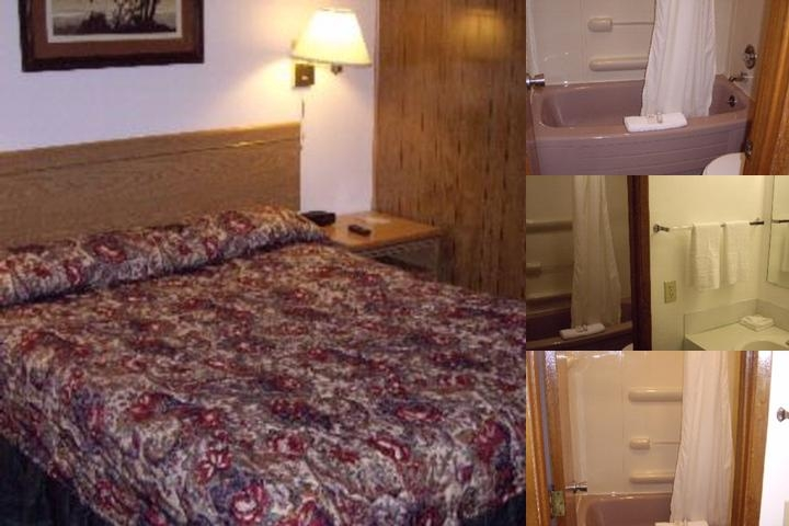 Knights Inn Baker City photo collage