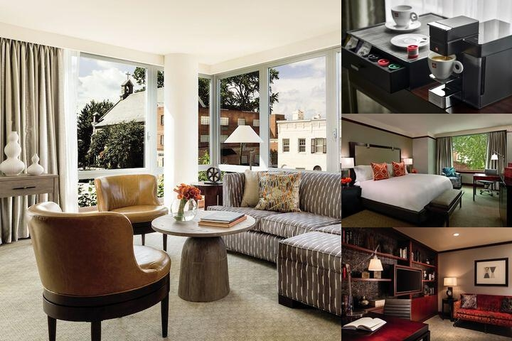 The Ritz Carlton Georgetown Washington D.c. photo collage