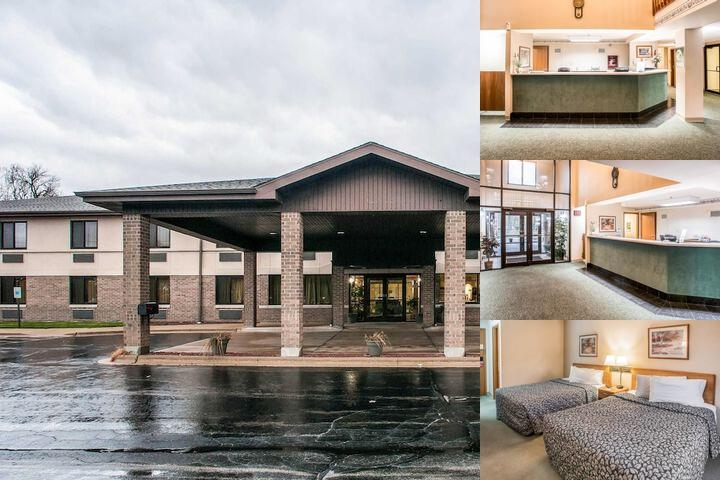 Riverview Inn & Suites photo collage