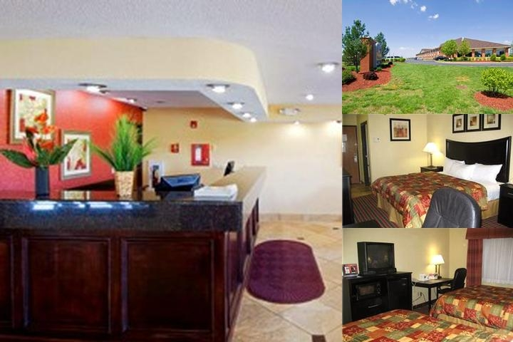 Best Western Plus Canal Winchester Inn photo collage
