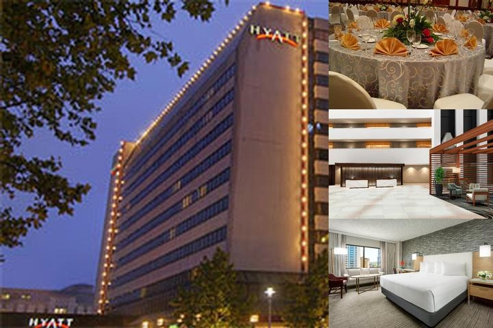 Hyatt Regency Bethesda photo collage