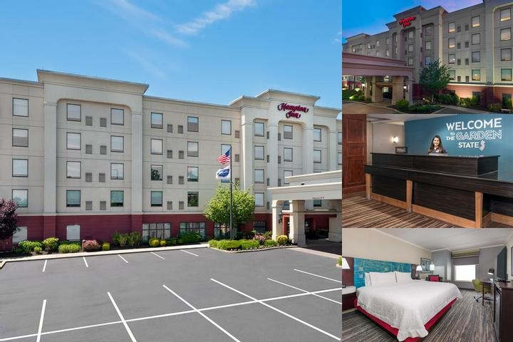 Hampton Inn South Plainfield photo collage