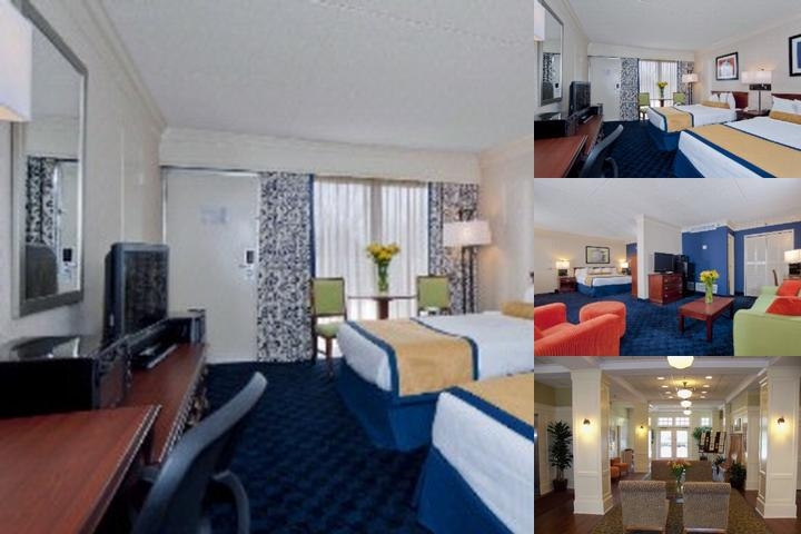 Cavalier Inn photo collage