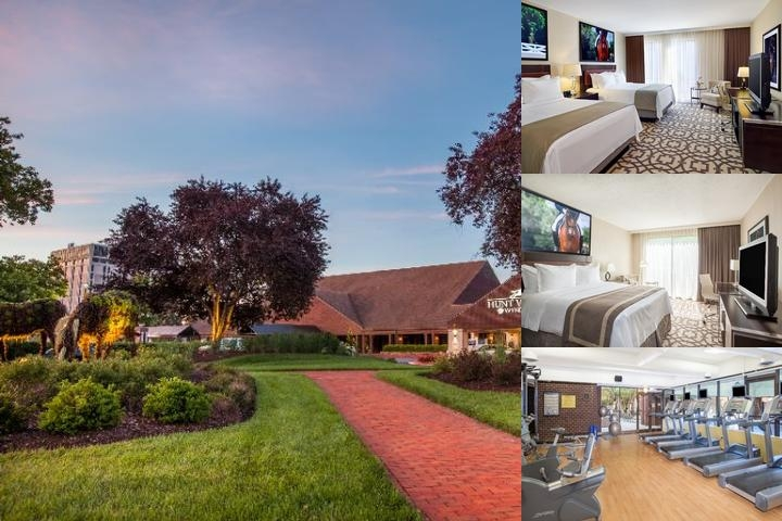 Hunt Valley Inn Baltimore a Wyndham Affiliate photo collage