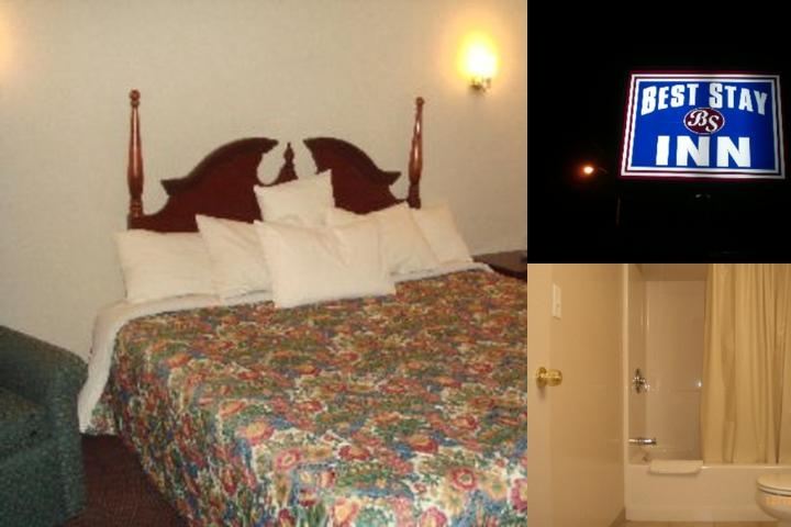 Beststay Inn photo collage