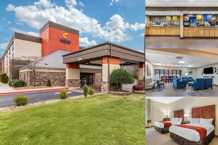 Comfort Inn & Suites Clemson (Clemson University & Seneca Area) photo collage