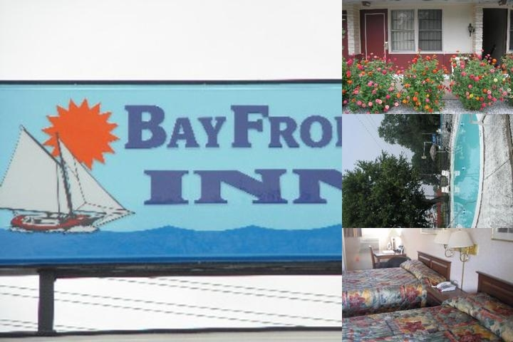 Bayfront Inn photo collage