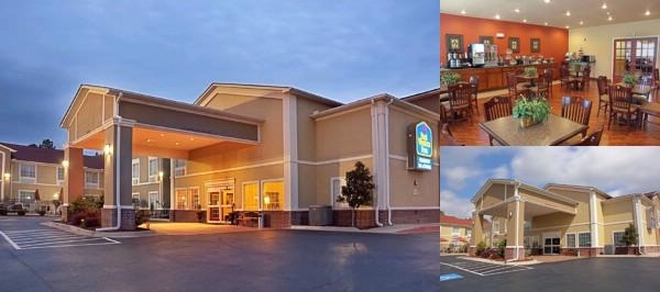 Best Western Sherwood Inn & Suites photo collage