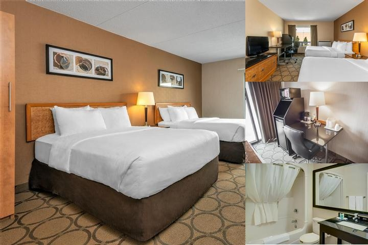 Comfort Inn Winnipeg South photo collage