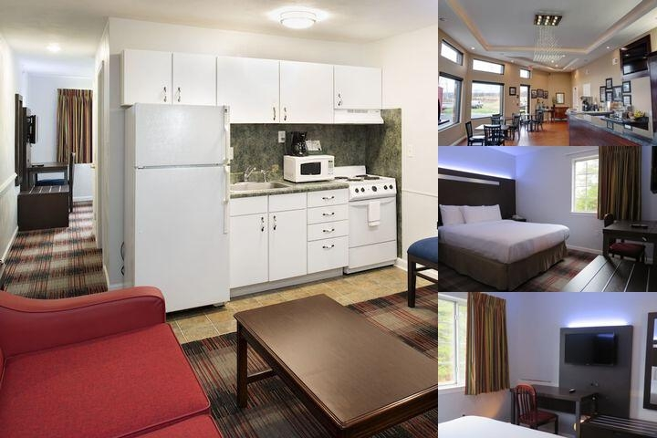 Luxbury Inn & Suites photo collage