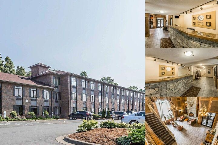 Comfort Suites Boone photo collage