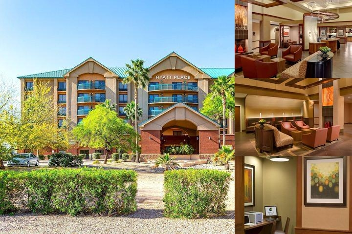 Hyatt Place Tempe / Phoenix Airport photo collage
