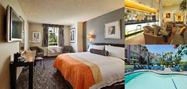 Ramada Plaza Hotel photo collage