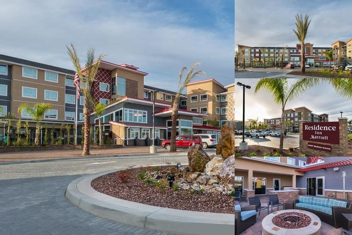RESIDENCE INN BY MARRIOTT® TEMECULA MURRIETA   Murrieta CA 25407 Madison  92562