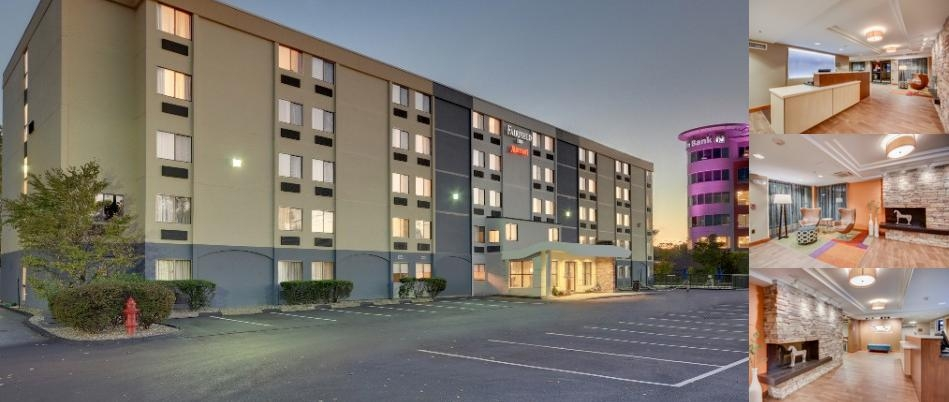 Fairfield Inn by Marriott Boston Woburn / Burlingt Hotel Exterior