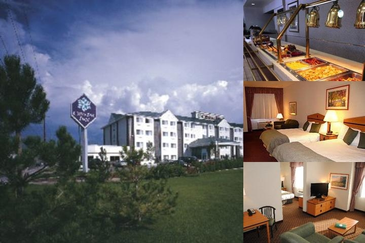 Crystal Inn Hotel & Suites Midvalley photo collage