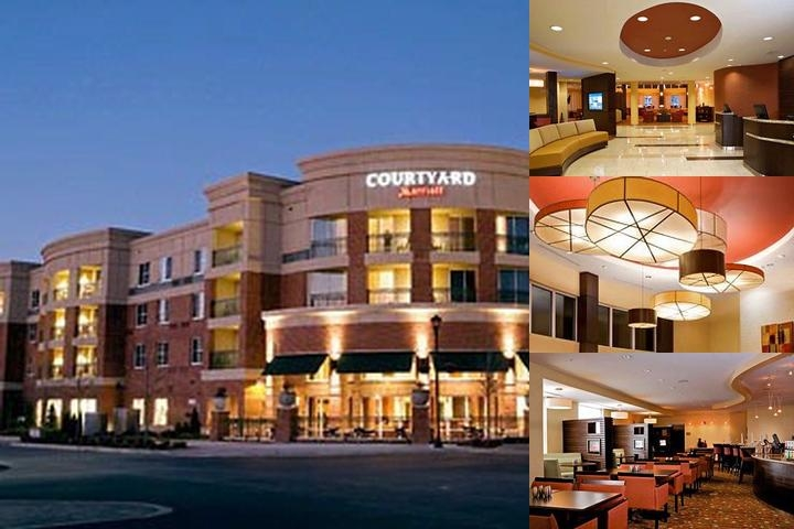 Courtyard Franklin Cool Springs photo collage